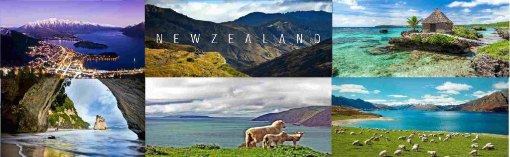 TIPS FOR TRAVELLERS TO NEW ZEALAND'S SOUTH ISLAND