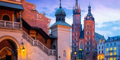 Travel Guide to Krakow