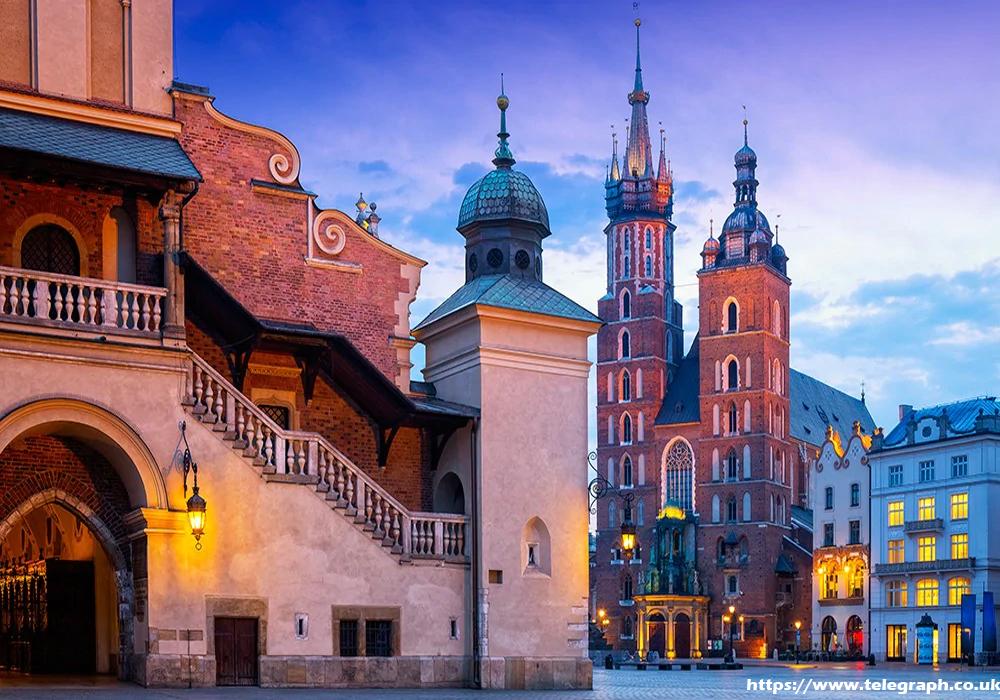 Travel Guide to Krakow