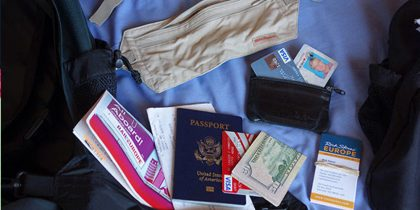 What to Include in a Vacation Checklist