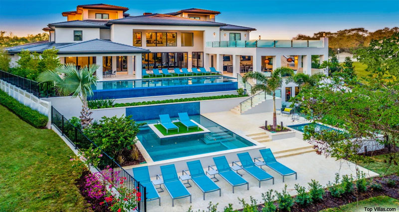 Florida Villas Would be the Perfect Choice for your Holiday