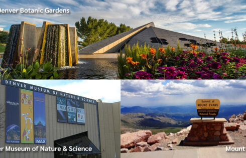 Denver daily & private tours